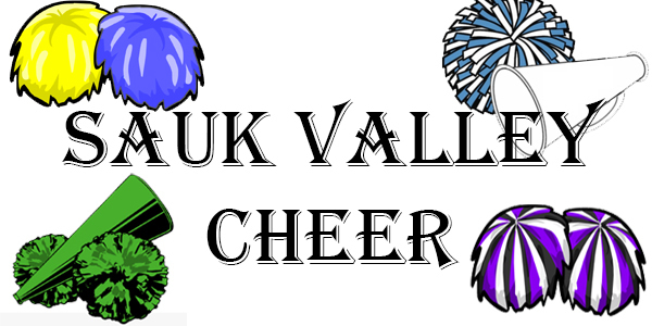 A Message from Sauk Valley Area Cheerleaders