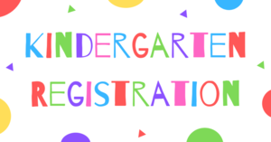 Kindergarten & Pre-K Registration
