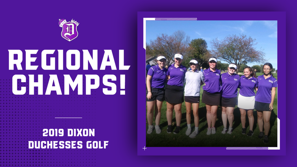 Duchesses are Regional Champs!