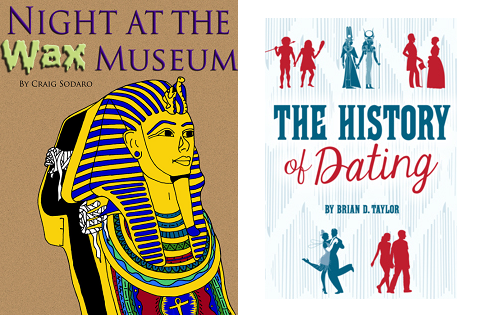 A Night of History and Dating graphic
