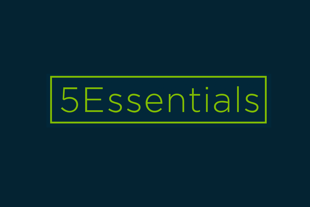 5 Essentials graphic