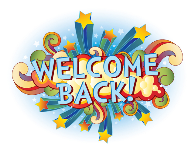 Welcome Back Image