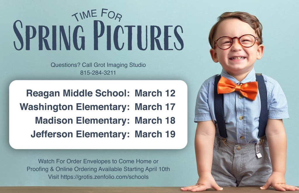 Spring Pictures Flyer